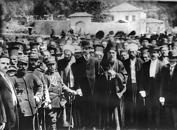 26-2-1913 - Σαν σήμερα η απελευθέρωση της περιοχής και της πόλης των Φιλιατών