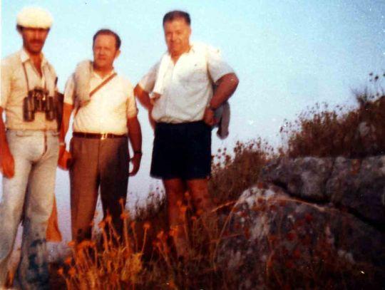 ΓΚΟΥΜAνι με τους θειους Θωμά και Θόδωρο..