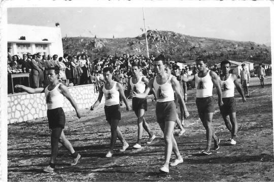 ΣΑΓΙΑΔΑ: Λαϊκοί Αγώνες 1960