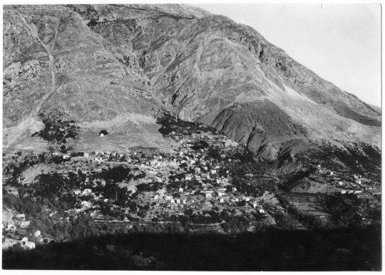 ΜΙΑ ΔΙΑΔΡΟΜΗ ΑΠΟ ΦΙΛΙΑΤΕΣ ΕΙΣ ΤΣΑΜΑΝΤΑ ΤΟ 1931