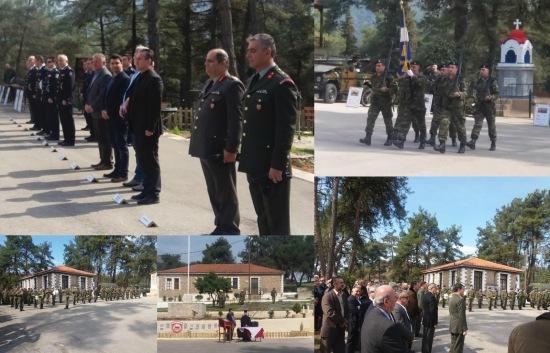 628 Μ.Τ. πεζικού Φιλιατών: 70 χρόνια παρουσίας στην Ελληνοαλβανική μεθόριο (+ΦΩΤΟ)