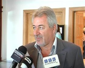 Αποτέλεσμα εικόνας για Ο Πρόεδρος της ΠΕΔ Ηπείρου και Δήμαρχος Ηγουμενίτσας κ. Ιωάννης Λώλος