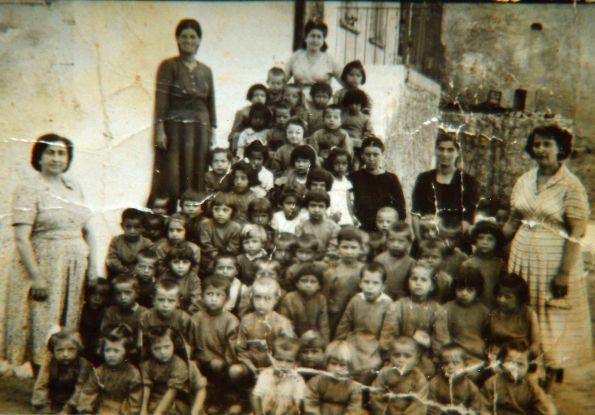 νηπιοτροφείο 1955 α.......