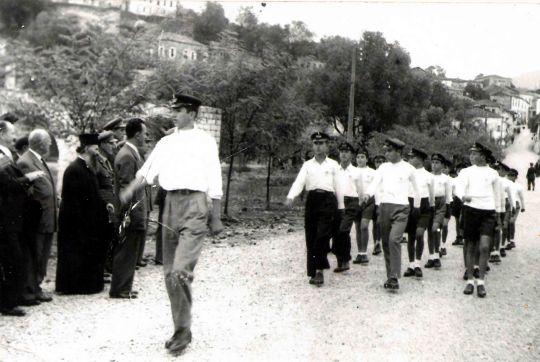 ΠΑΡΕΛΑΣΗ 1954...