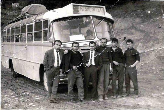 6 Λεωφορείο στου Τσαμαντά......