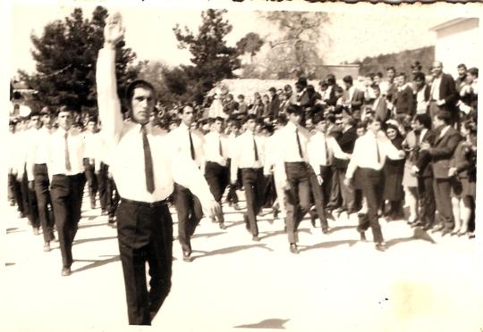 ΠΑΡΕΛΑΣΗ 25-3-1970